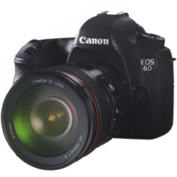 Canon EOS 6D Kit 24-105MM F4L IS USM